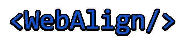 Web Align